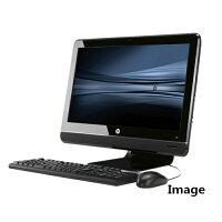 中古パソコン【Windows7Pro】HP一体型PC6000ProAiO21.5ワイド液晶Core2DuoE75002.93G/2G/500GB/DVD/無線有