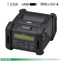 TEC2inch幅ポータブルプリンタB-EP2DL(IrDA+USB+無線LAN)
