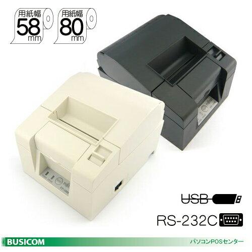 【富士通】省スペースサーマルプリンタ FP-1100(USB/シリアル)別売ケーブル付 《日本仕様》 FP-1000後継機 FP-1100-USRS【送料無料・代引手数料無料】♪:パソコンPOSセンター