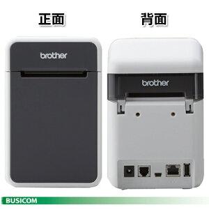【brother】ブラザー感熱ラベルプリンター(300dpi・USB/有線LAN)TD-2130N