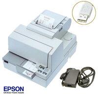 EPSONレシート/スリッププリンタ(USBタイプ)TM-H5000ii電源付セット【送料無料】【コレクト手数料無料】