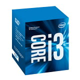 Core i3-7300T2コア/4スレッド,3.5GHz,TDP 35W