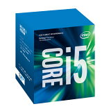 Core i5-7500T4コア/4スレッド,2.7GHz-3.3GHz,TDP 35W