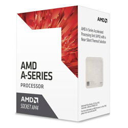AMD A12 9800E (AD9800AHABBOX) Socket AM4対応 AMD 第7世代APU TDP35W低電圧版