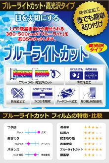 【ポスト投函送料無料】ブルーライトカット保護フィルムTONE(m15)【RCP】【smtb-kd】