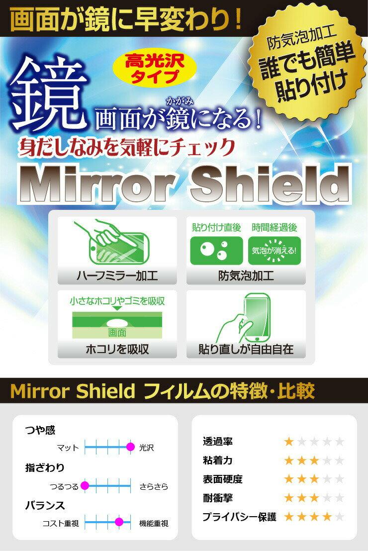 【ポスト投函】Mirror Shield Fitbit Ionic 【RCP】【smtb-kd】