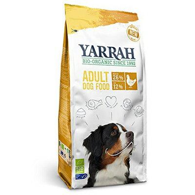 【ヤラー】YARRAH 100%オーガニック ドッグフード チキン 2kg