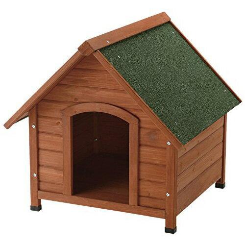 【リッチェル】 木製犬舎 700