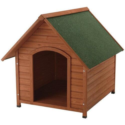 【リッチェル】 木製犬舎 940