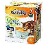 【GEXジェックス】ピュアクリスタル猫用1.5L