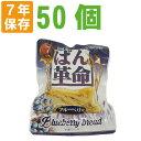 7年保存 非常食 ぱん革命 ブルーベリー 50個セット/ケー...