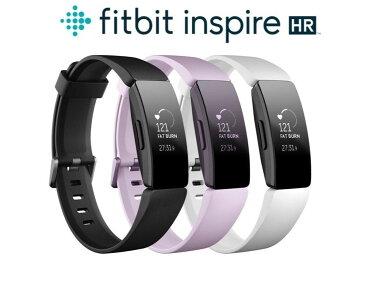 【送料無料】Fitbit Inspire HR スマートウォッチ 活動量計 フィットネストラッカー 心拍計 睡眠計 歩数計 タッチスクリーン レディース メンズ 防水 軽量 着信通知 時計 腕時計 iphone 対応 android 対応 FB413 輸入品