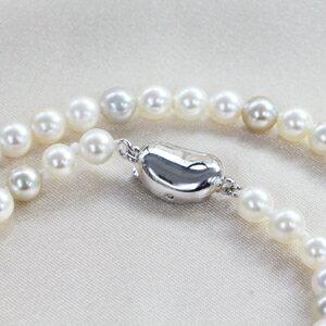 無調色アコヤ真珠パールナチュラルマルチカラーネックレス4.5-5mmベビーパールあこやパールネックレスレディースナチュラルブルーラッピング無料プレゼント1311abio457