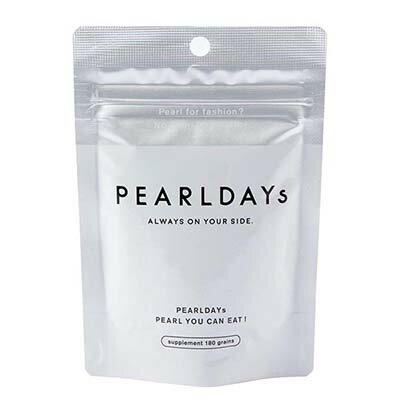 PEARLDAYsパールデイズサプリメント180粒