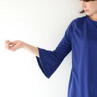 【授乳服トップス】マタニティママから授乳ママまで♪デイリーに大活躍の授乳口つきカットソー(7分袖&5分袖)