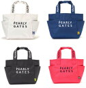 【NEW】PEARLY GATES パーリーゲイツNEW BASIC ITEMS DEBUT!2段ロゴ 定番系トート型カートバッグ053-0981202/20AF・・・