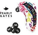 【NEW】PEARLY GATES パーリーゲイツイイネ!落書きシリーズ ヘッドカバーユーティリティー用 053-0284112/20D