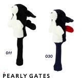 【NEW】PEARLYGATES パーリーゲイツマスコットヘッドカバー ドライバー用053-1984001