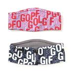 【NEW】PEARLY GATES パーリーゲイツオールロゴ COOL&UV-CUT ベルオアシスネッククーラー 053-0184411/20B