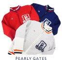 【NEW】PEARLY GATES パーリーゲイツレディス フルジップカーディガン272048/15A