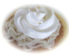 洋菓子屋さんが作った生どら焼き・・ひんやり生クリーム相性バツグンまた食べたくなるっしょ(...