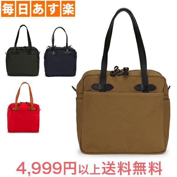 男女兼用バッグ, トートバッグ  FILSON Tote Bag with Zipper 70261 4,999