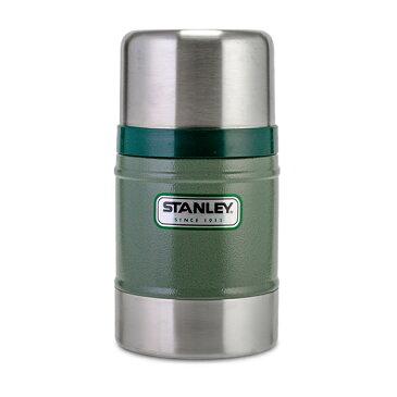 スタンレー Stanley クラシック フードジャー 0.5L スープジャー 真空 ステンレス 10-00131 Classic vacuum food jar 保温 保冷 スープ ジャー ボトル [4,999円以上送料無料]