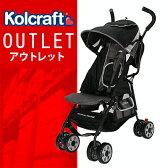 【アウトレットセール 】KOLCRAFT コルクラフト ジープ デラックス オールウェザー カーボン JU017-XCR1 ベビーカー
