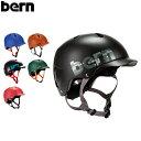 バーン Bern ヘルメット 男の子用 バンディート オールシーズン キッズ 自転車 スノーボード スキー ス...