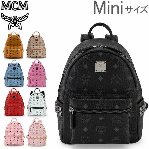 レディースバッグ, バックパック・リュック 1400 MCM Mini Stark BACKPACK MINI