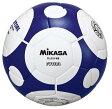 品番:FLL333-WB限定特価【ミカサ】フットサルボール4号 フットサル検定球(白×青)