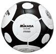 品番:FLL333-WBK限定特価【ミカサ】フットサルボール4号 フットサル検定球(白×黒)