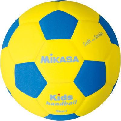 ハンドボール, ボール SH1-YBL 1EVA