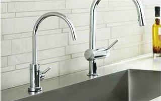 【三菱ケミカル クリンスイ】ビルトイン型浄水器アンダーシンクタイプ専用水栓 A103ZC