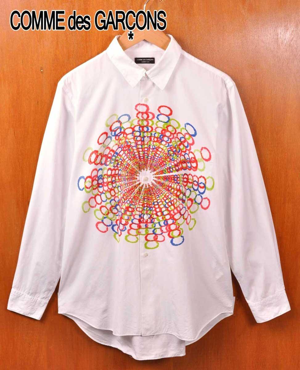 トップス, カジュアルシャツ 2001 COMME des GARCONS HOMME PLUS M