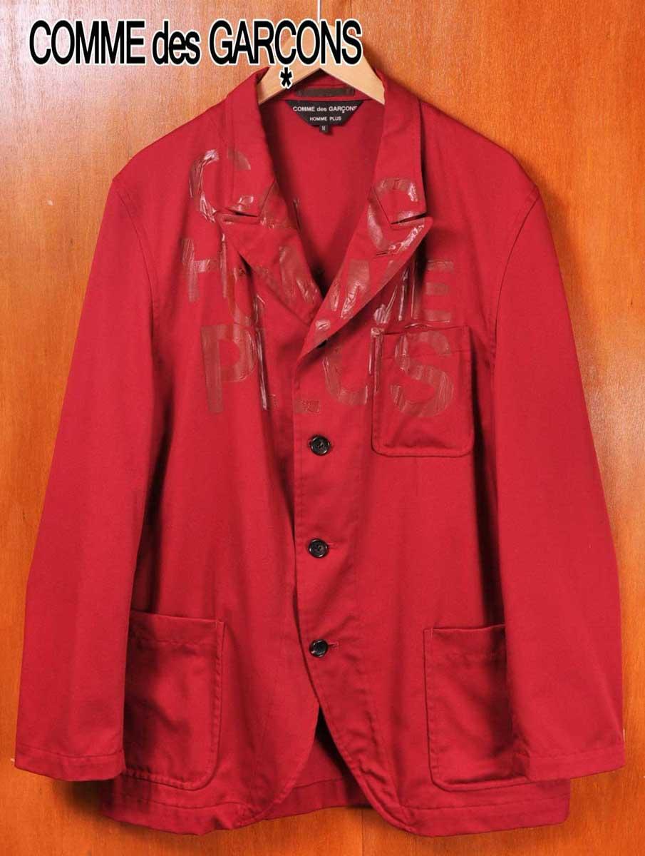 メンズファッション, コート・ジャケット 2001 COMME des GARCONS HOMME PLUS 4 M