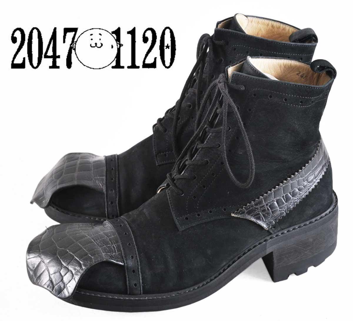 ブーツ, その他  1990 20471120 traiventi JPN24.5cm