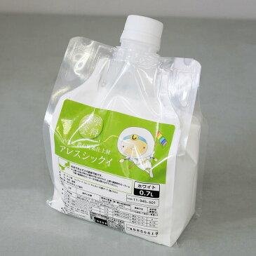 【63%OFF】アレスシックイ(ホワイト 0.7L 関西ペイント ペンキ DIY 消臭 抗菌 抗ウイルス 有害物質吸着 防火認定 調湿 トイレ 鳥インフルエンザ