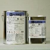 エポテクトタールフリー(ブラック) 4Kg/セット(ペンキ/コールタール/耐薬品性/耐油性/耐海水性/耐水性/ドレン/JIS K 5551)(塗料販売)