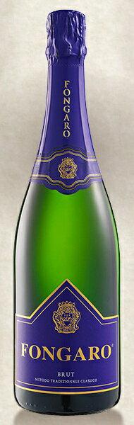 【イタリアワイン】《FongaroSocietaAgricola》【SpumanteGranCuv`ee】フォンガロスプマンテグランキュヴェ750ml(白/発泡ワイン)【】