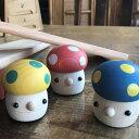 どんぐりきのこ 単品 /おもちゃのコマーム /木製玩具 /プレゼント