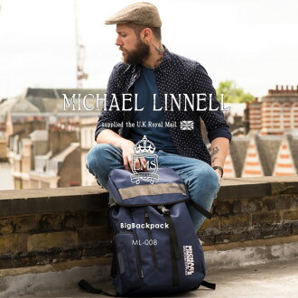 MICHAEL LINNELL/ Michael linen ML-008 reflector big backpack