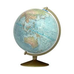 地勢型地球儀 マリナー型 30cm 【日本語版】 渡辺教具 33570 【取り寄せ商品】