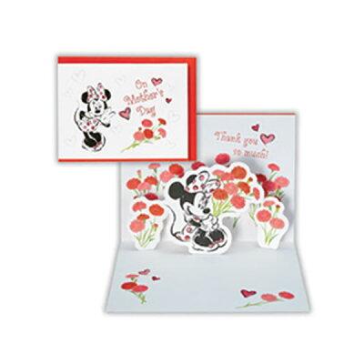 母の日 立体カード 【DNドットミニーカーネーション】 ホールマーク MAR-685-959 …