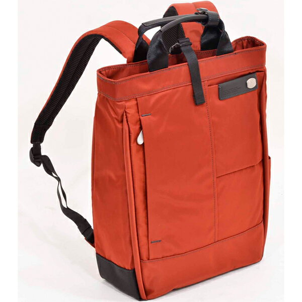 【ビジネス リュック メンズ】エンドー鞄 NEOPRO PILLAR 2-161 トートリュック レンガ 【送料無料】【 プレゼント ギフト 】【万年筆・ボールペンのペンハウス】 (11000)