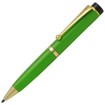 【ボールペン 名入れ】大西製作所 ボールペン セルロイド350シリーズBP ミニ ライトグリーン【 プレゼント ギフト 】【ペンハウス】 (3500)【OKM10】