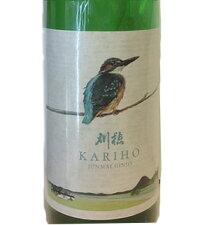 刈穂純米吟醸kawasemilabel1800ml