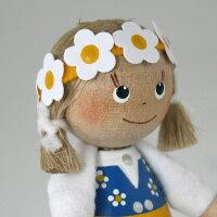 トムテ人形/スウェーデン・ガール/スカンジナビアン・ヘムスロイド