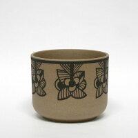 floraredstripeflower/鉢カバー/波佐見焼西山陶器/LisaLarson(リサ・ラーソン)