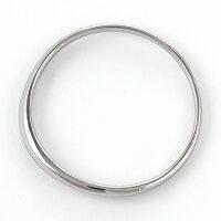 プラチナ900マリッジリングPE-01(メンズ)(ウェーブ)(TRUEHEART)[3191100101]